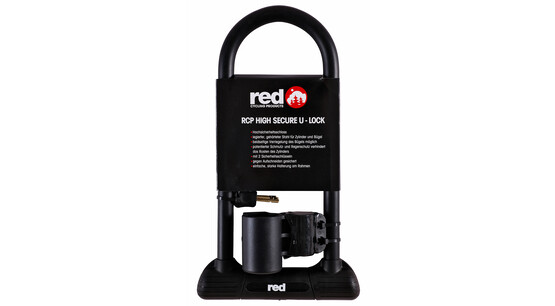RCP High Secure U-Lock 334mm